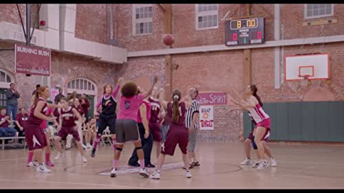 A group of middle-aged women reunite to compete against their local school girls' state basketball champs to raise money for a struggling breast-cancer charity.