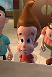 The Adventures Of Jimmy Neutron Boy Genius Men At Work Tv Episode