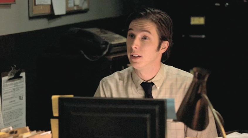 Randy McDowell as 'Pete' in Justified