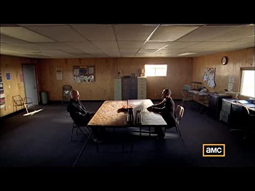 Breaking Bad Season Four Teaser