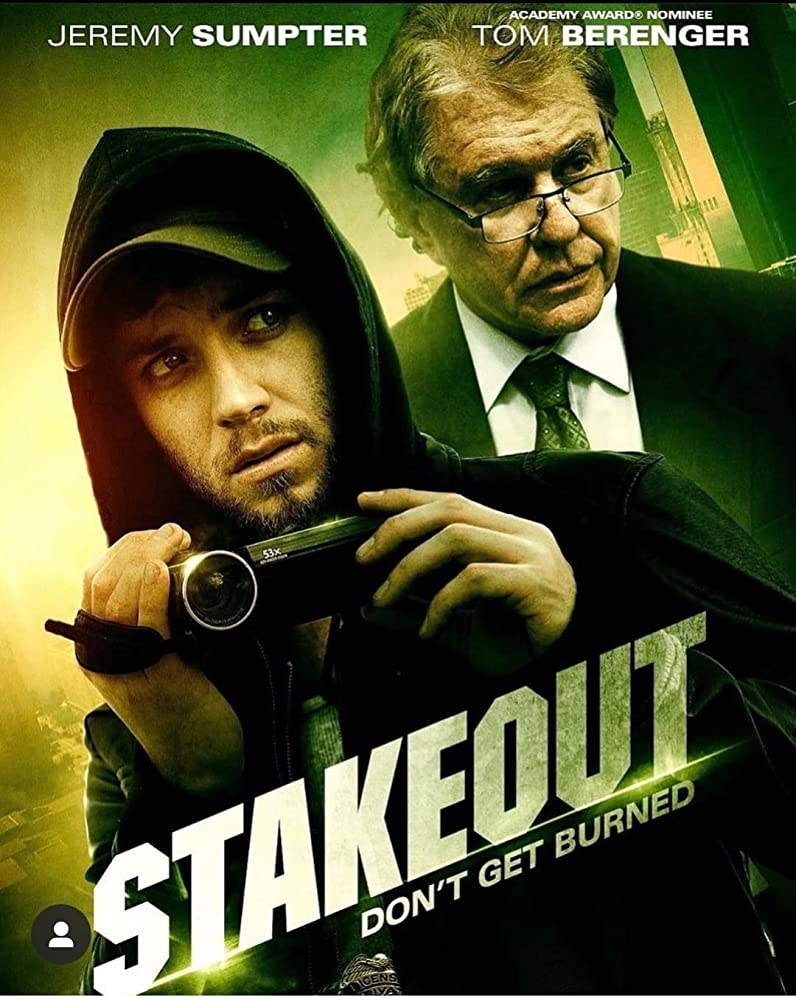 Stakeout 2020 English 720p HDRip 800MB Download