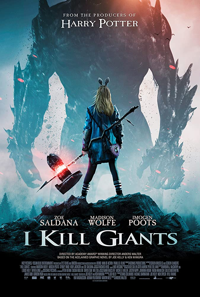 Madison Wolfe in I Kill Giants (2017)