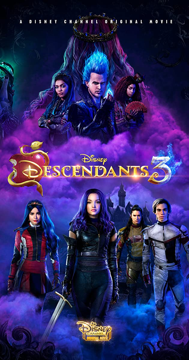 Descendants 3 (TV Movie 2019) - IMDb