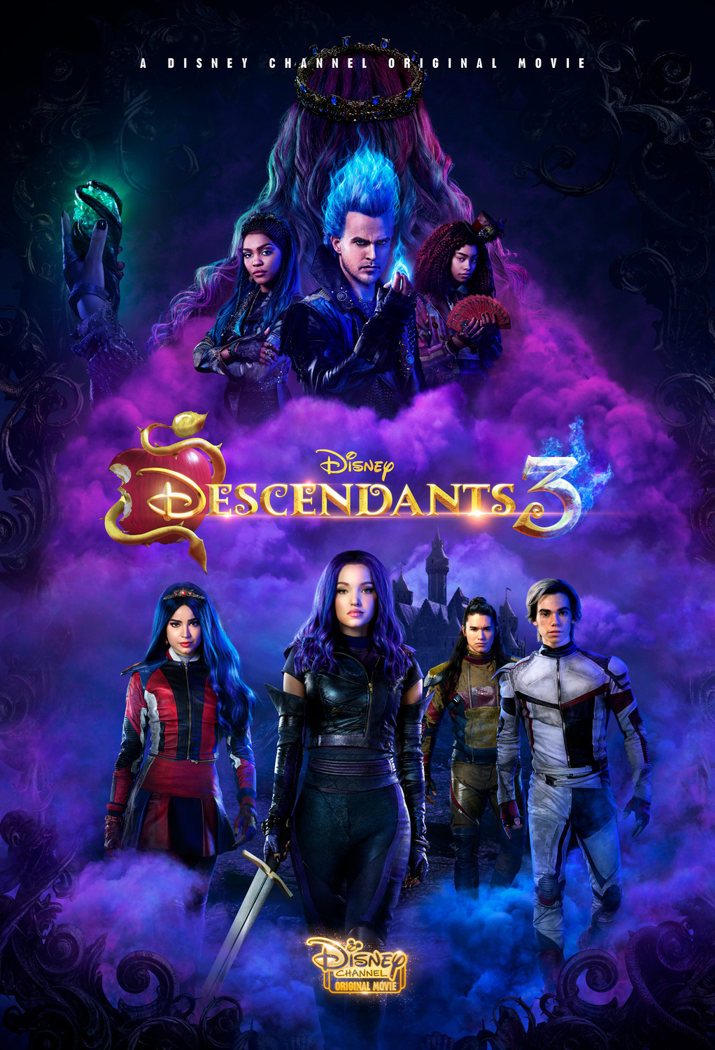 Descendants 3 (2019) WEBRip 720p & 1080p