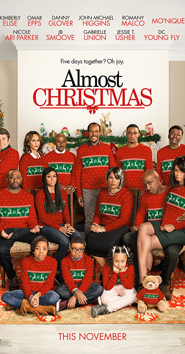 Christmas Joy Cast.Almost Christmas 2016 Imdb