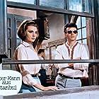Horst Buchholz and Sylva Koscina in Estambul 65 (1965)