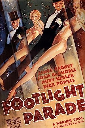 Footlight Parade Poster Image