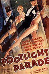Footlight Parade Mervyn LeRoy