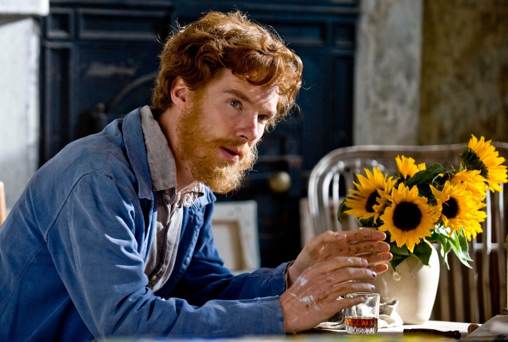 Benedict Cumberbatch in Van Gogh: Painted with Words (2010)