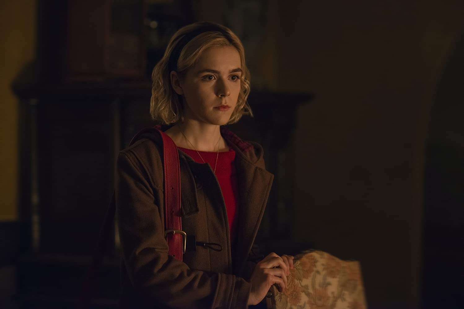 Chilling Adventures of Sabrina spoilers review (2018)