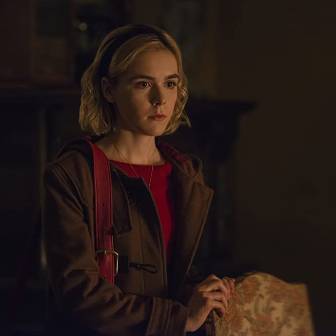 Kiernan Shipka in Chilling Adventures of Sabrina (2018)