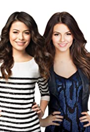 iCarly: iParty with Victorious Poster