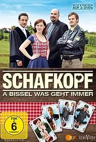 Gunther Gillian, Marlene Morreis, Robert Joseph Bartl, and Frederic Linkemann in Schafkopf (2012)