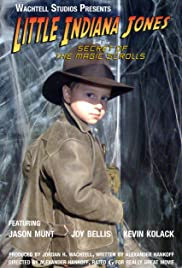 Little Indiana Jones And The Secret Of Magic Scrolls Poster