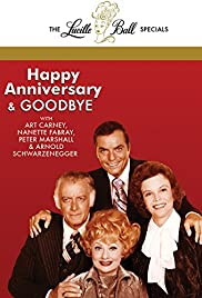 Happy Anniversary and Goodbye Poster