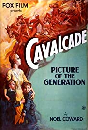Cavalcade (1933) Poster - Movie Forum, Cast, Reviews