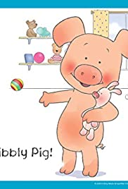 Wibbly Pig Poster