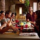 Daniel Sunjata, Vanessa Ferlito, Brandon Jay McLaren, Serinda Swan, Manny Montana, Aaron Tveit, and Daniela Gomez in Graceland (2013)