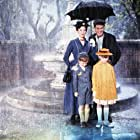 Julie Andrews, Dick Van Dyke, Karen Dotrice, and Matthew Garber in Mary Poppins (1964)