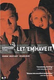 Richard Arlen and Virginia Bruce in Let 'em Have It (1935)