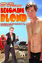 Becoming Blond Poster