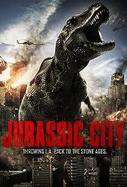 Jurassic City Poster