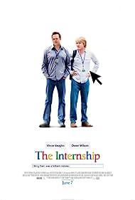 Vince Vaughn and Owen Wilson in The Internship (2013)
