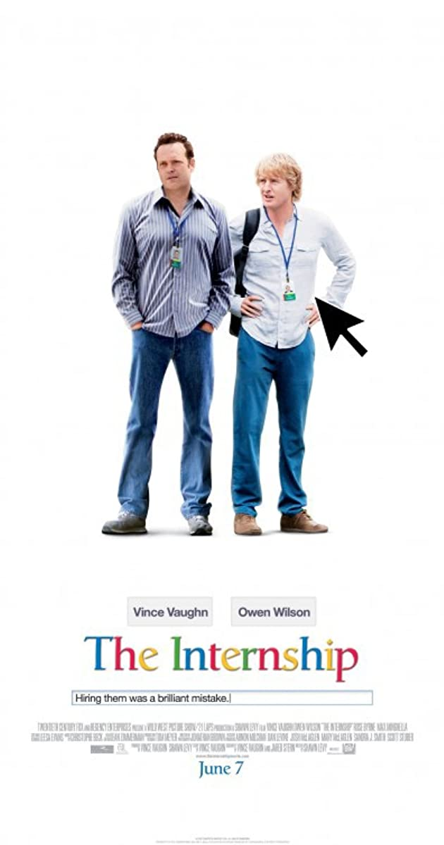 Play or Watch Movies for free The Internship (2013)