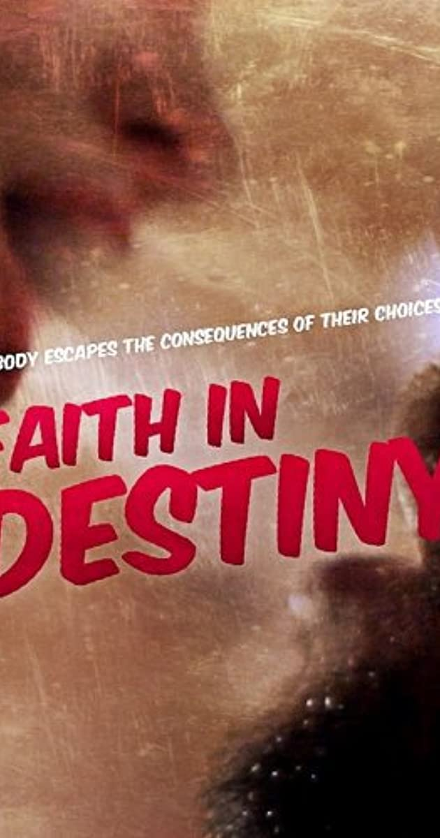 Subtitle of Faith in Destiny