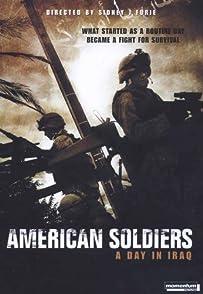 American Soldiersยุทธภูมิฝ่านรกสงครามอิรัก
