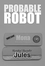 Probable Robot Poster