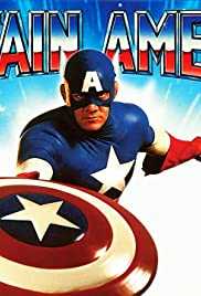 A Look Back at 'Captain America' Poster