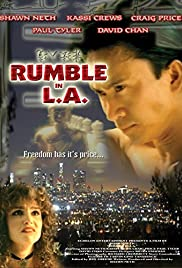 Rumble in L.A. Poster