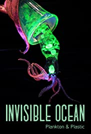 Invisible Ocean: Plankton and Plastic Poster