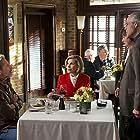 Christine Baranski, Helen Carey, Gary Cole, and Robert Klein in The Good Wife (2009)