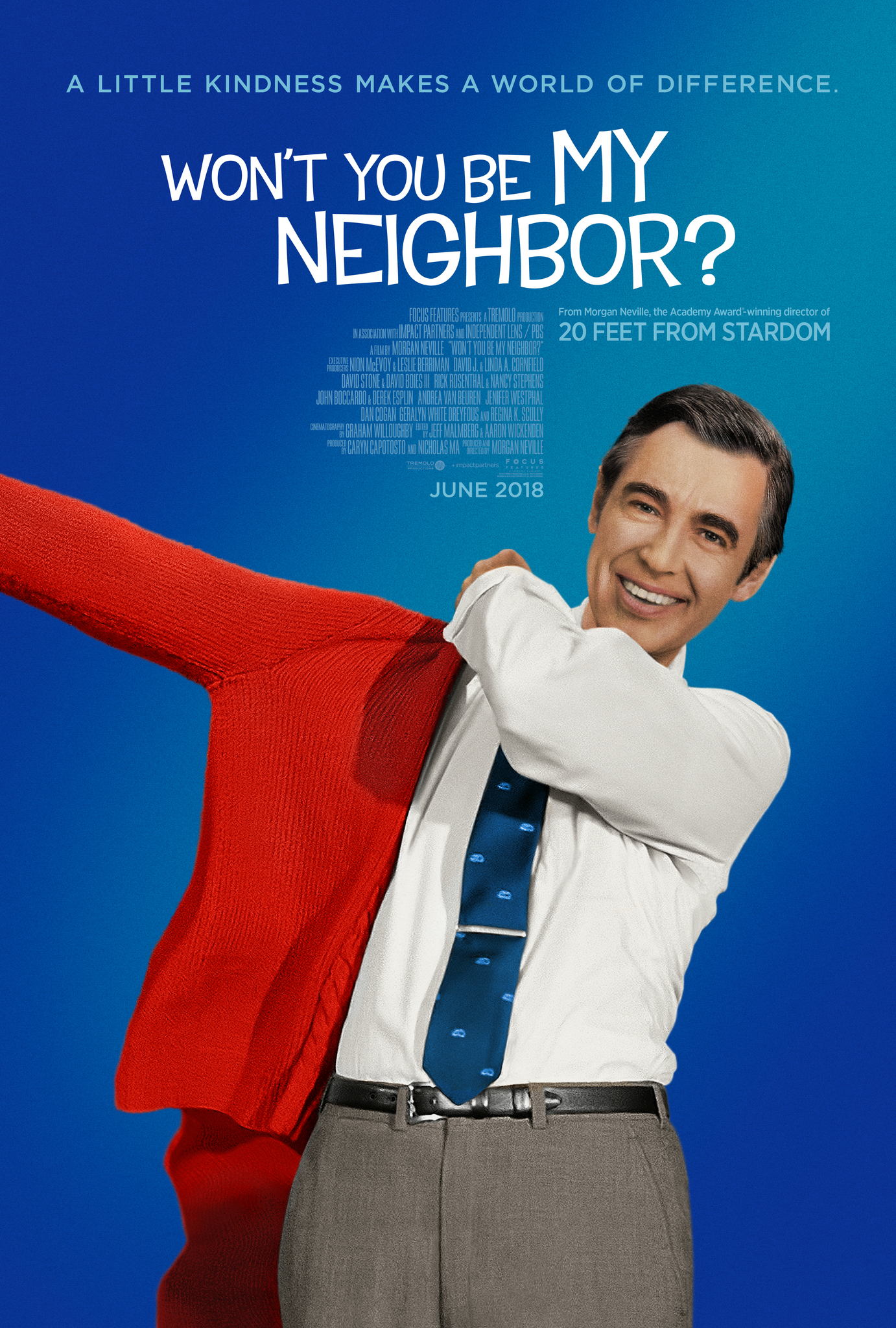 Won T You Be My Neighbor 2018 Imdb