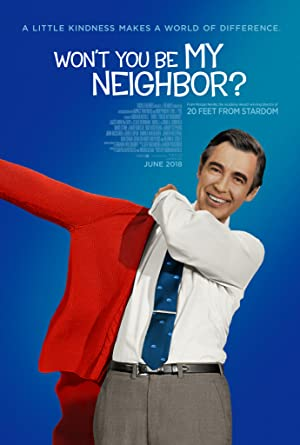 Won't you be my Neighbor Poster