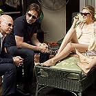 David Duchovny, Evan Handler, and Maggie Grace in Californication (2007)