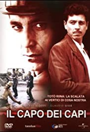 Il capo dei capi Poster - TV Show Forum, Cast, Reviews