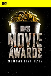 2014 MTV Movie Awards Poster