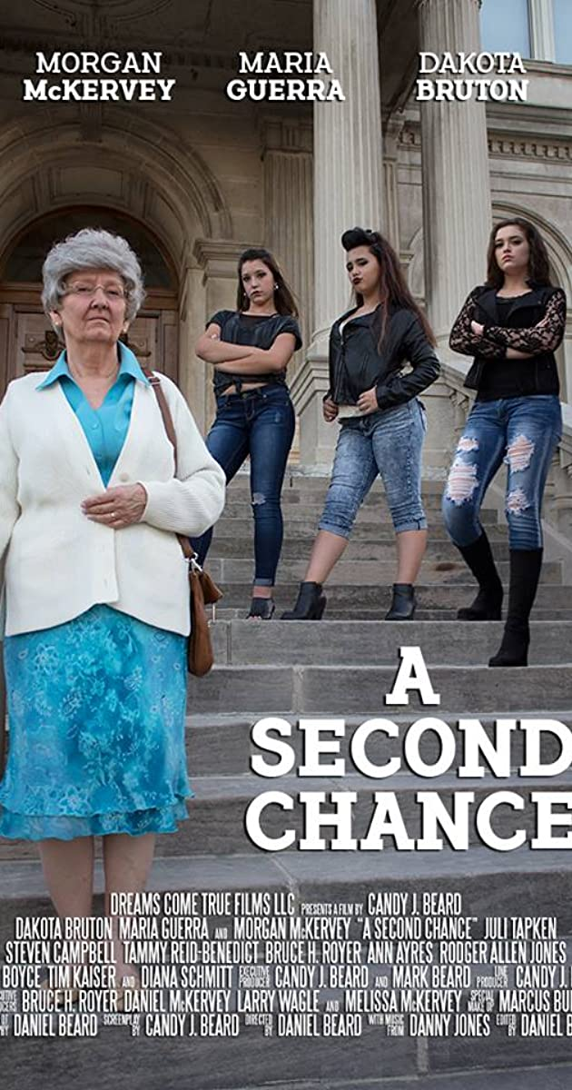 she asked for a second chance