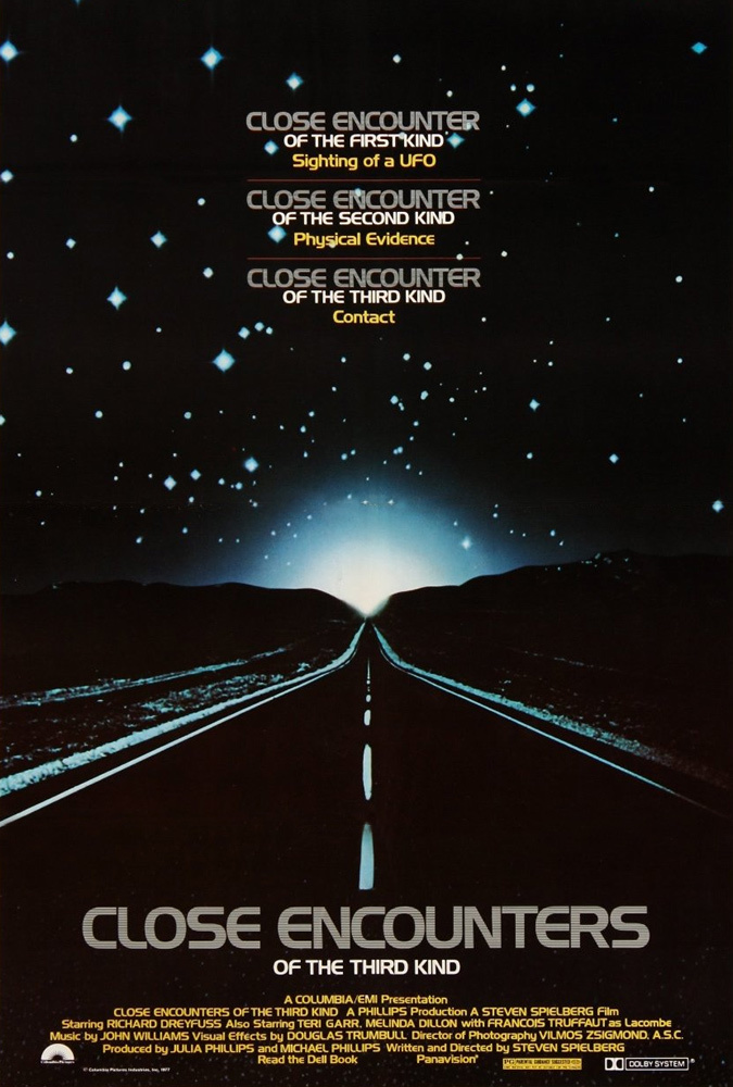 Close Encounters of the Third Kind (1977) - IMDb
