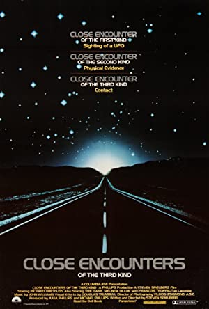 Close Encounters of the Third Kind watch online