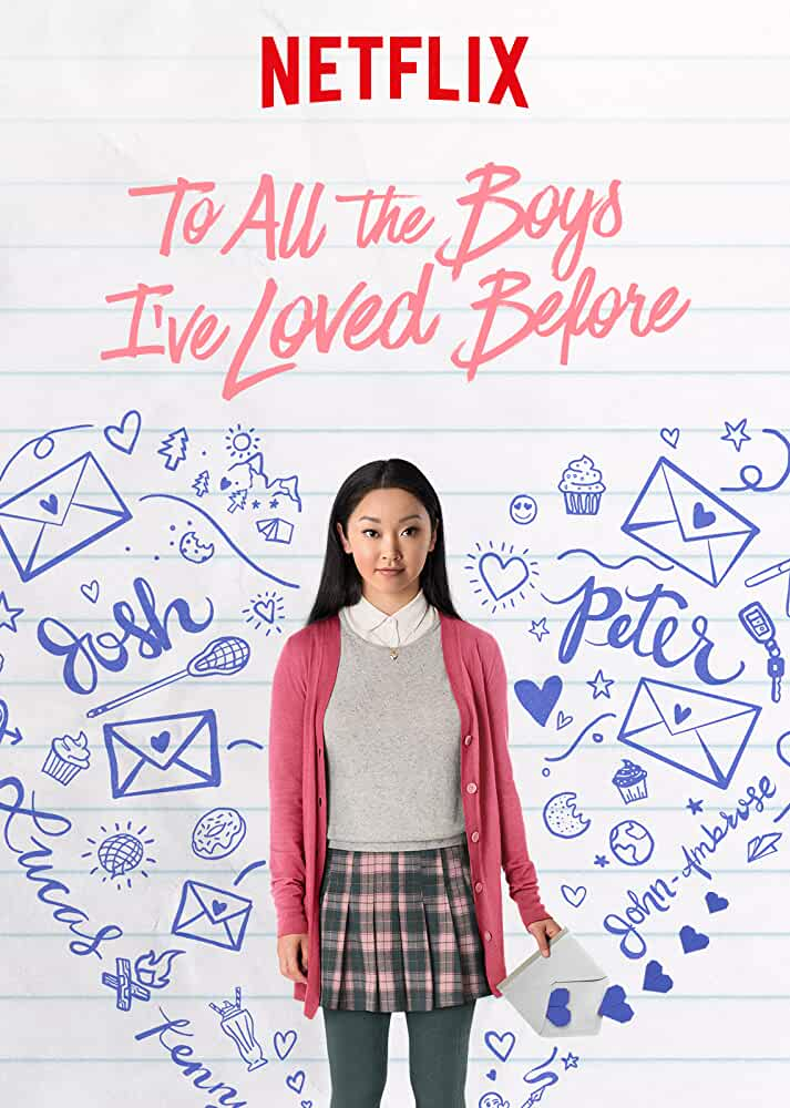 To All the Boys I've Loved Before 2019 720p WEB Rip x264 Dual Audio[Hin-Eng] NF