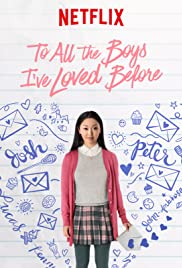 Image result for to all the boys i loved before movie poster