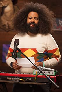 Reggie Watts Picture