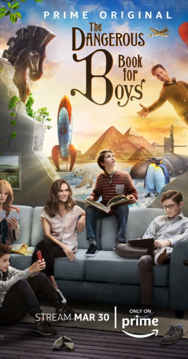 The Dangerous Book For Boys Tv Series 2018 Imdb