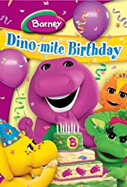 Barney: Dino-mite Birthday Poster