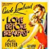 Carole Lombard, Cesar Romero, and Preston Foster in Love Before Breakfast (1936)