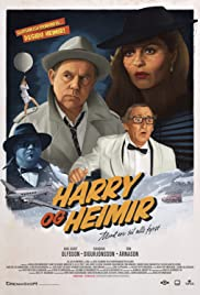 Harry Og Heimir Poster